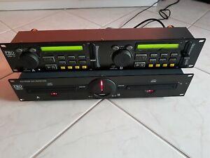 Pro Evidence Dual CD Player für Rack Montage