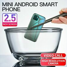 """Small Size Smartphone SOYES XS11 2.5"""" Google Play Ultra-Thin Mini Android Phone"""