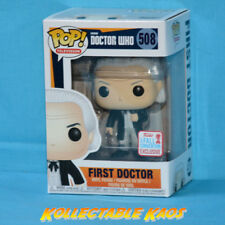 Doctor Who - First Doctor Pop! Vinyl #508 - NYCC 2017(RS) + PROTECTOR