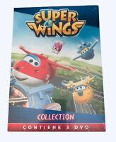 Super Wings, collection 3 DVD (Box nuovo, italiano) Cartoni Animati