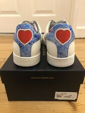 Brand New In Box Serafini Heart Sneakers Size UK 7 / EU 40