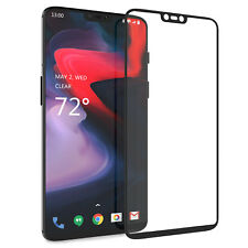 OnePlus 6 Screen Protector Best Tempered Glass Thin 100 Full Protection UK