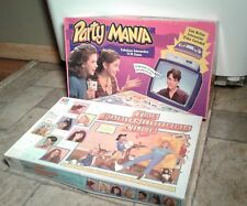 Vintage Milton Bradley 1989 The Baby Sitters Club & Parker Bros 1993 Party Mania