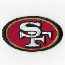 San Francisco 49ers Iron on Patches Embroidered Applique Badge Emblem