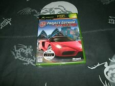 Project Gotham Racing 2 For Japanese Microsoft Xbox Brand New Factory Sealed