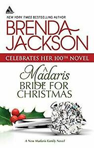 Madaris Bride for Christmas by Jackson, Brenda