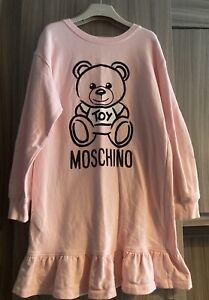 Moschino Girls Dress Age 10 Years