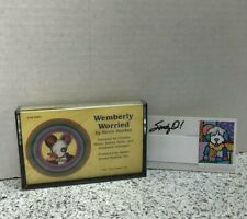Wemberly Worried Audio Cassette Kevin Henkes (2001) NEW