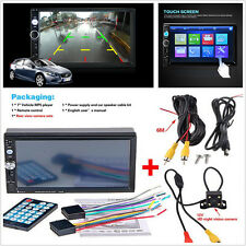 Car Radio Bluetooth V2.0 Car Stereo HD Touch Screen MP5 Player FM Hands-free Set