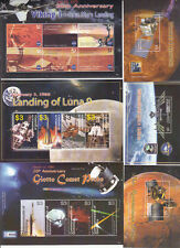 Space by Dominica MNH Sc 2578-83  Value $ 40.00  US $$