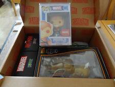 Marvel Comics Hobgoblin Funko Pop Year One Box Complete - Stan Lee Signed w/COA