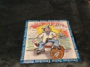 "UK Subs Drunken Sailor / reclaim the streets 7"" PS Captain Oi 2002"