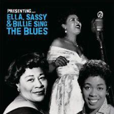 Ella, Sassy & Billie Sing The Blues