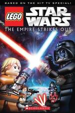 Lego Star Wars: The Empire Strikes Out by Ace Landers (2013, Paperback) Book