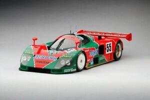 1:12 1991 Le Mans Winner -- Mazda 787B -- Top Speed Models