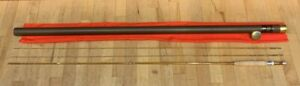 For Sale: R.L. Winston Bamboo Fly Rod -8 1/2 Foot, 2-Piece -2 Tips - Made in USA