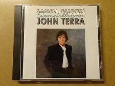 CD / JOHN TERRA: SAMEN BLIJVEN (SAMENBLIJVEN)