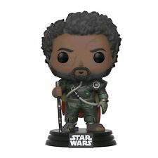 Star Wars Rogue One - Saw with Hair NYCC 2017 US Exclusive Pop! Vinyl Figure