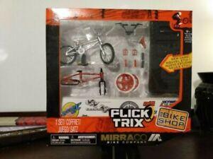 Flick Trix Bike Shop MIRRACO Ultra Rare! HTF! Brand New in Box
