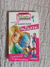 DISNEY Witch libro 100 magie per Bellezza  Will Irma Cornelia Taranee Hay Lin