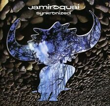 Jamiroquai - Synkronized [New CD] Germany - Import