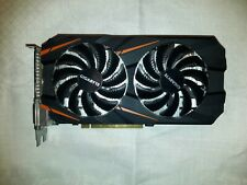 Gigabyte GVN1060WF2OC6GD GeForce GTX 1060 1556MHz 6GB GDDR5 Graphics Card