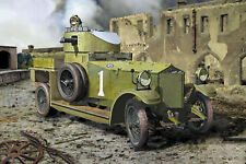 Roden 803 - 1:35 British Armoured Car (pattern 1914) - nuevo
