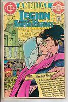 DC Comics Legion Of Super Heroes Vol 1 Annual #2 1983 Scarce Wedding Issue VF+