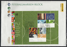 """2015 ) Germany 2006 - 1 Big beautiful FDC """" FIFA world cup in Germany"""""""