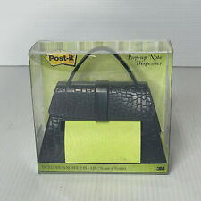 Post It Pop Up Note Dispenser Pocketbook New Open Box