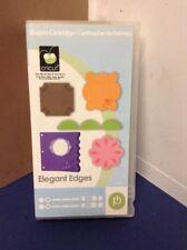 Cricut Cartridge - Elegant Edges  - Gently Used - Complete!