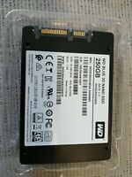 "WDS250G2B0A WD BLUE 3D NAND 250GB 2.5"" SATA Internal Solid State Drive SSD #E14"