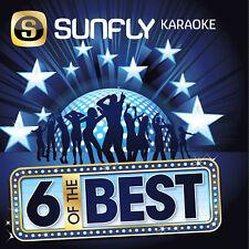 VAN HALEN SUNFLY 6 OF THE BEST KARAOKE CD+G / 7 TRACKS
