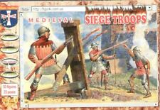 ORION 1/72 MEDIEVALE ASSEDIO TRUPPE #72019