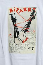 graphic retro art vintage Mens Cotton T Shirt  , S,M,L,XL , Bizzare #7