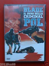film dvd blade il duro della criminal pol morgan freeman john marley john cyper