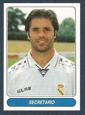 PANINI EUROPEAN FOOTBALL STARS 1997- #046-REAL MADRID/PORTUGAL-CARLOS SECRETARIO