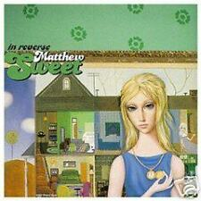 CD: MATTHEW SWEET : in reverse : very good condition