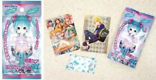Hatsune Miku Clear Card Collection Gum V4 All 18 & Len Kagamine 23 Vocaloid New
