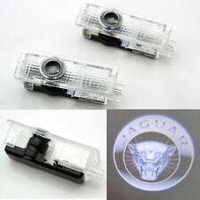 2x Laser LED Door Step Courtesy Laser Projector Light for Jaguar F-Type V8 S