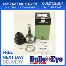 NEW Premium Vauxhall Opel Corsa C B - Outer Driveshaft CV Joint Boot Kit NON ABS