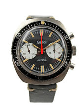 Gallet Legion Etrangère Stainless Steel Chronograph made for French Army (22686)