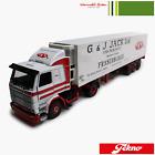 TEKNO BRITISH COLLECTION No.24 G & J JACK FRASERBURGH SCANIA R143 V8 FRIDGE