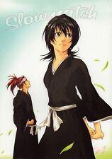 Bleach Doujinshi Dojinshi Comic Renji x Rukia Slow Match Honey Canon Honeycanon