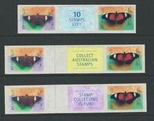 Francobolli australiani, tema farfalle