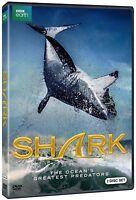 Shark: The Oceans's Greatest Predators (DVD 2-Disc Set) BBC Earth NEW