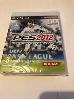 🤩 playstation 3 neuf jeu blister pal fr ps3 pes 2012 pro évolution soccer 12