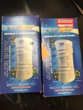 2 Eva-Dry Edv-365-1C Renewable Dehumidifier- Air Dry Add On Cylinder *New*