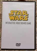 Star Wars Interactive Video Board Game DVD
