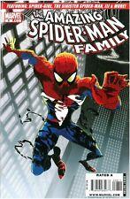 The Amazing Spider-man Family #8 Dark Reign Sinister Watcher J Jonah Jameson '09